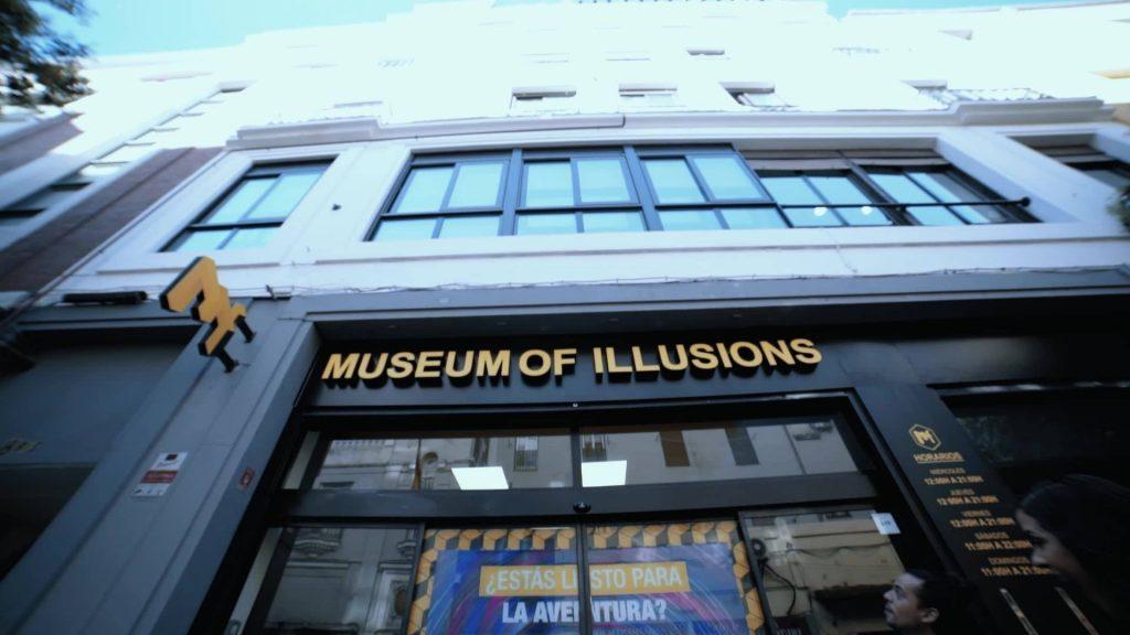 museum illusions