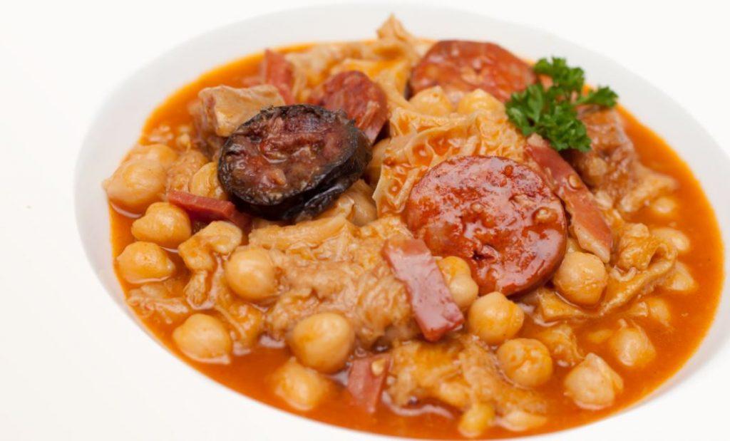 Los mejores callos de Madrid están en el Restaurante Sensaciones