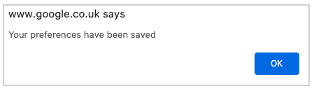 google-saved-preferences