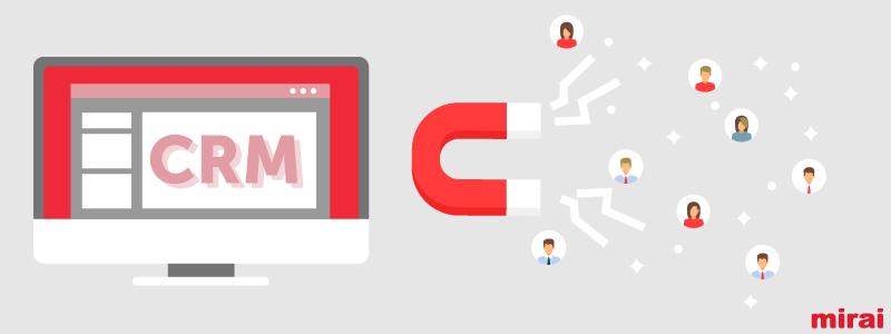 CRM - fidelización - pushtech - mirai