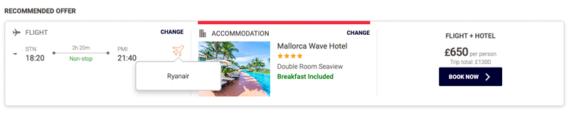 booking hotel flight Mirai Onlinetravel