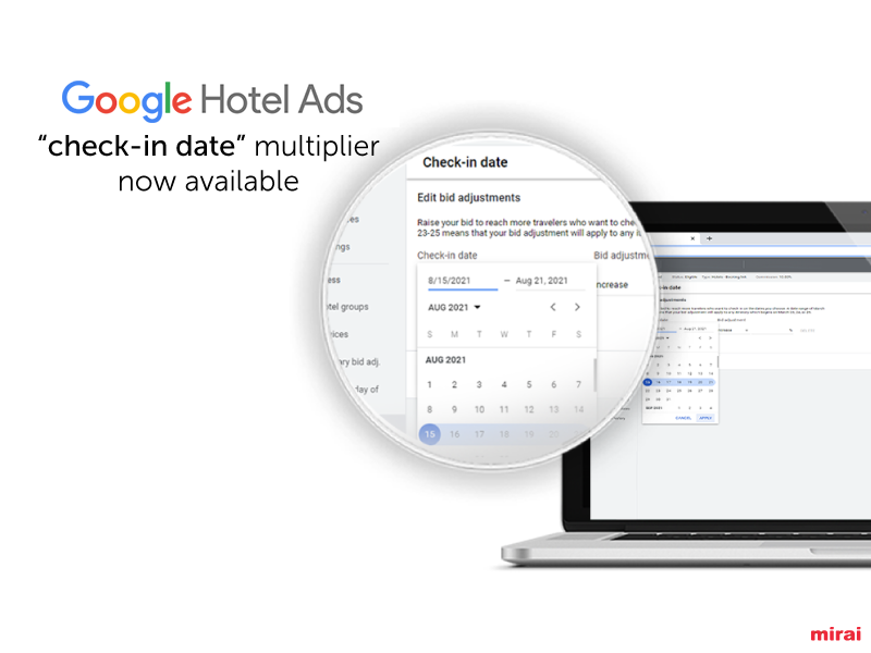 Google multiplier Mirai