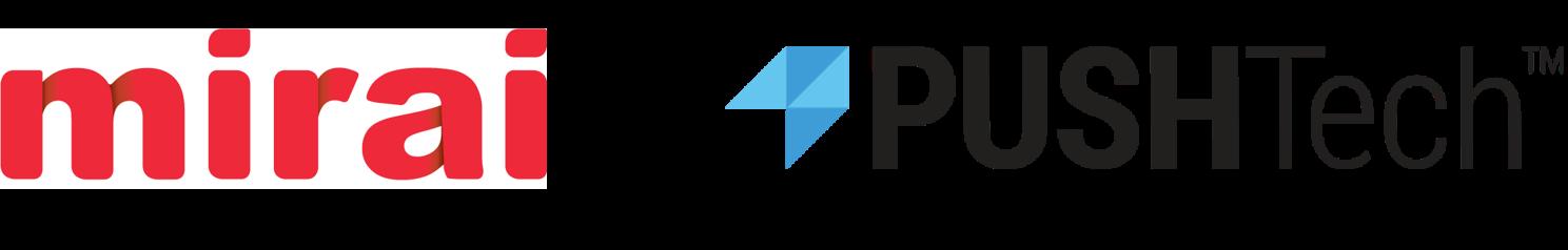 Mirai + Pushtech
