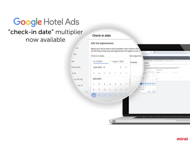 Google multiplicateur Mirai