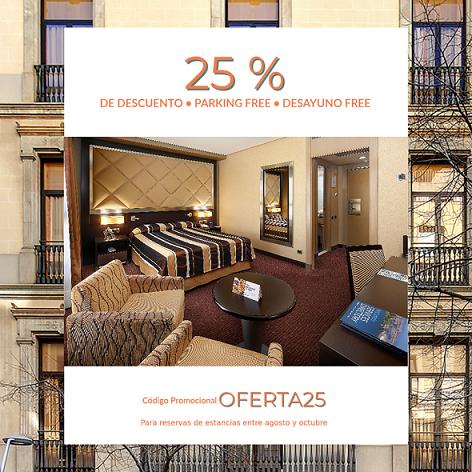 Oferta reapertura HCC Hotels