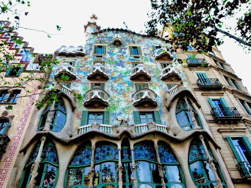 arquitectura-de-gaudí-en-barcelona