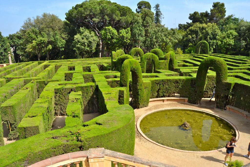 Parc Laberint d'Horta