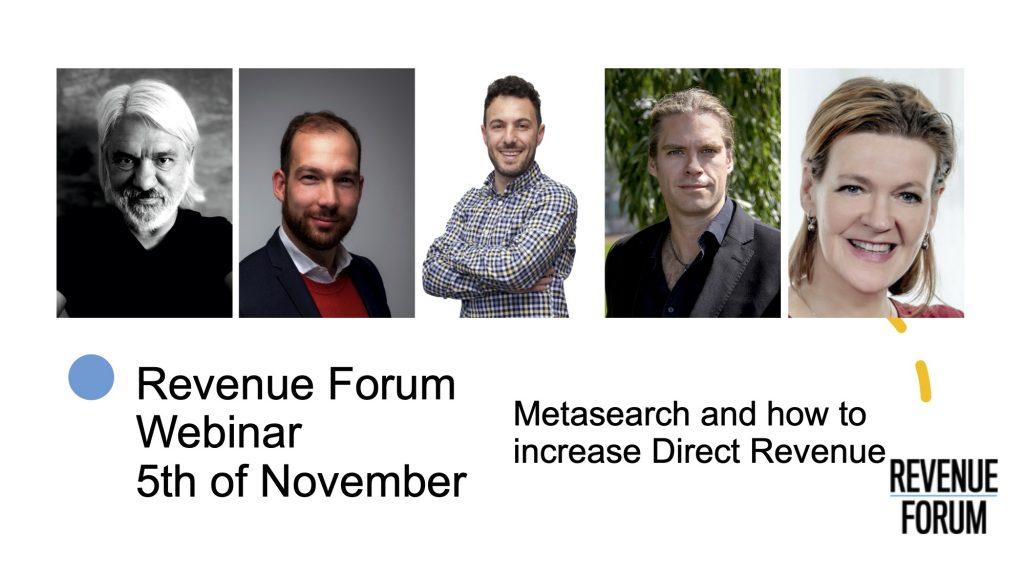 Revenue forum 5th nov