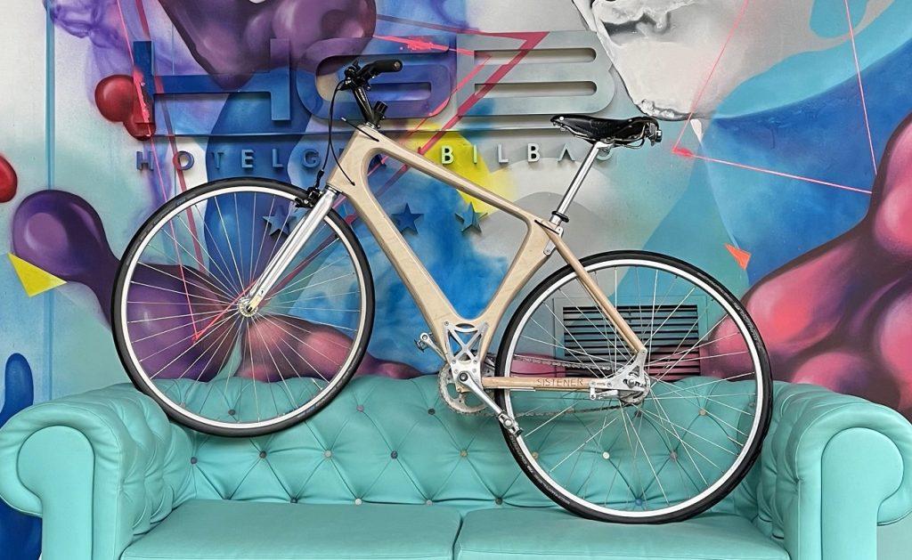Hotel Gran Bilbao Bikefriendly