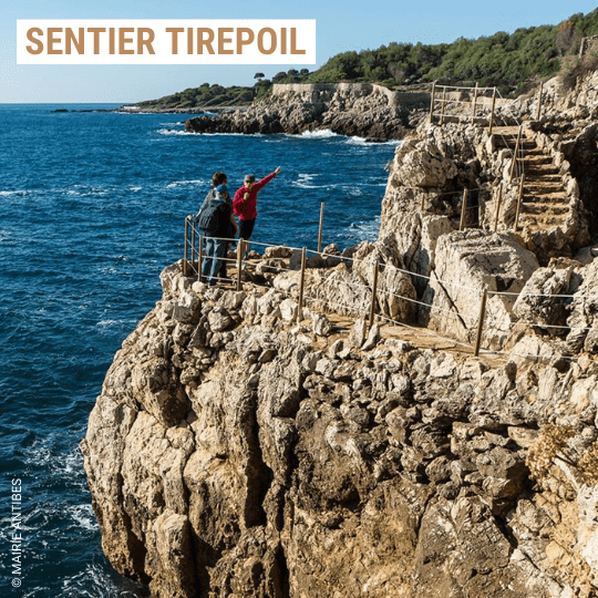 Sentier Tirepoile