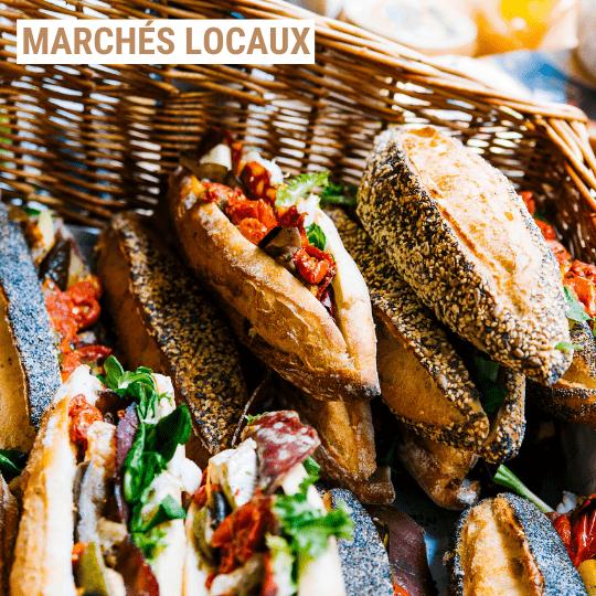 Marchés Locaux