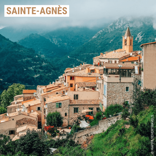 Sainte-Agnès