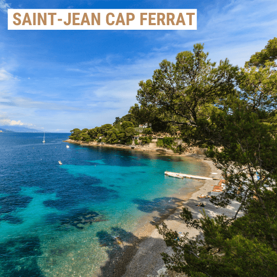 Saint-Jean Cap Ferrat