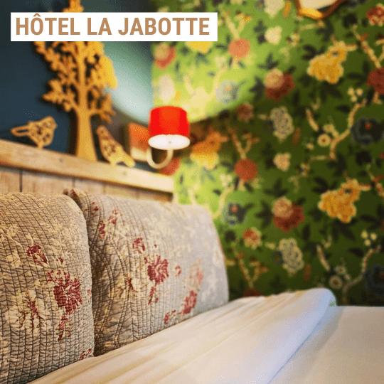 Hôtel La Jabotte
