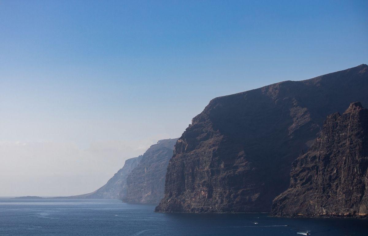 Hiking in Los Gigantes, Tenerife