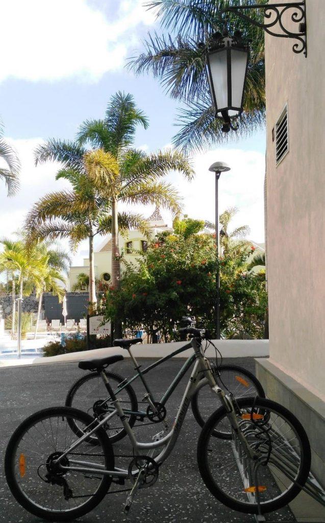 tenerife bicicleta