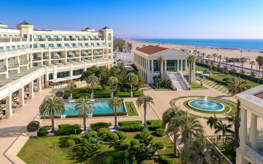 Hotel Las Arenas Balneario Resort recibe la acreditación GBAC STAR